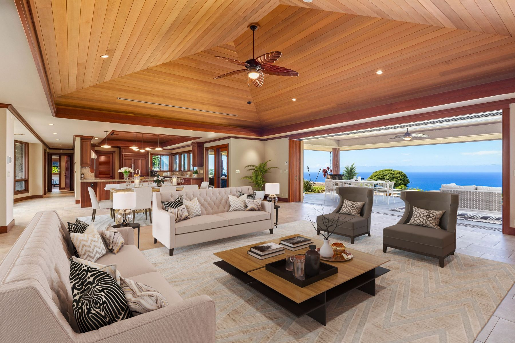 Single Family Homes for Sale at 81-487 PIIALII WY., Kealakekua, HI 96750 81-487 PIIALII WY. Kealakekua, Hawaii 96750 United States