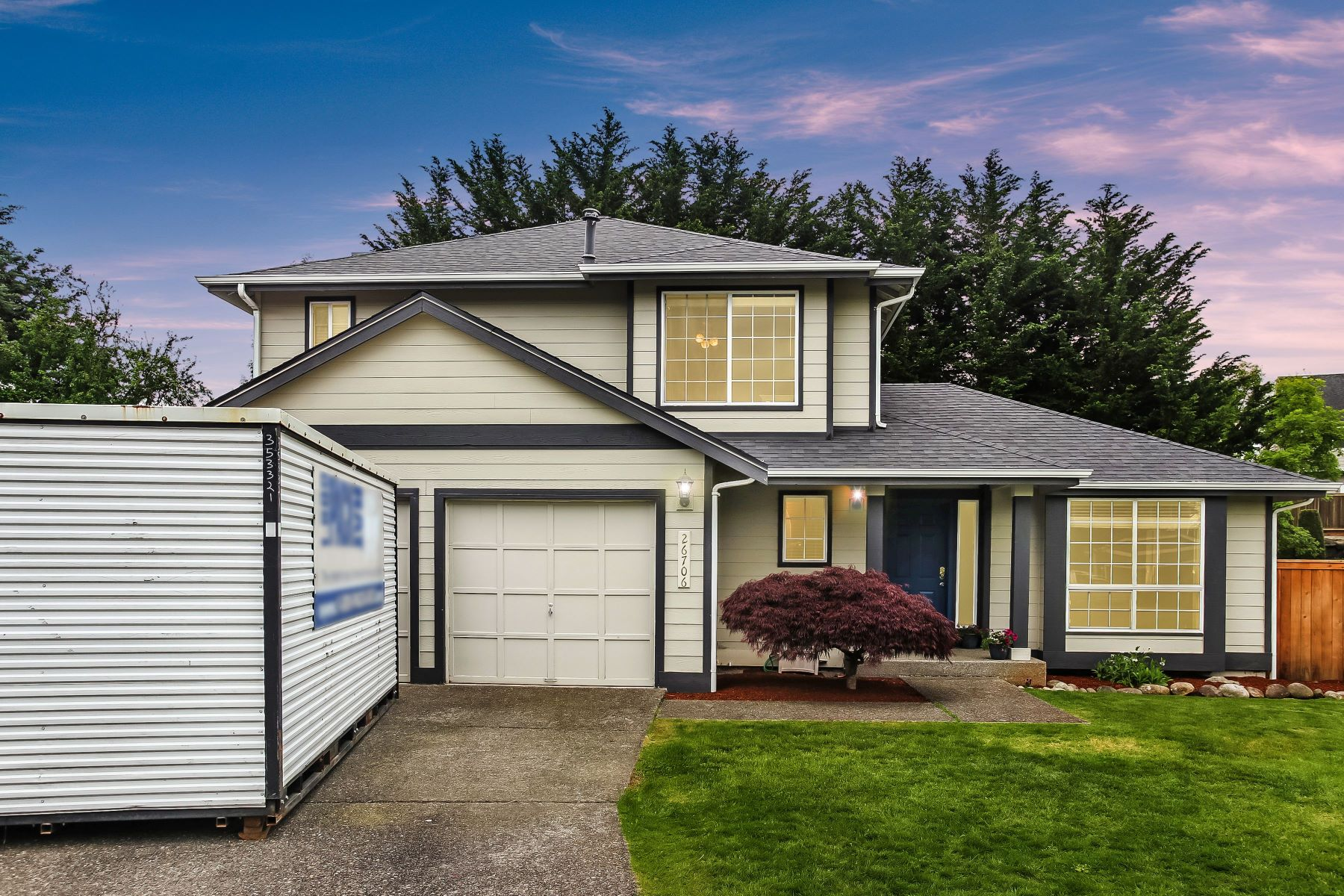 Single Family Homes 為 出售 在 26706 227th Ave SE, Maple Valley, WA 98038 Maple Valley, 華盛頓州 98038 美國