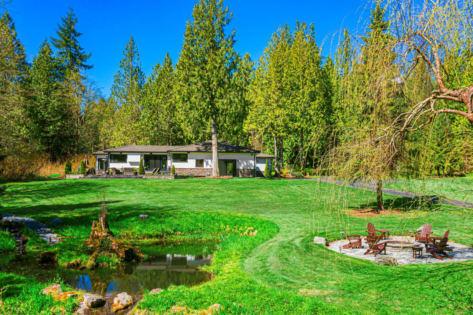 Single Family Homes for Sale at 17903 176th Ave NE, Woodinville, WA 98072 17903 176th Avenue NE, Woodinville, Washington 98072 United States