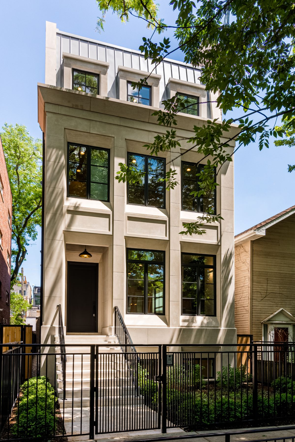 Property for Sale at Exceptional new Construction Home 1909 N Dayton Street Chicago, Illinois 60614 United States