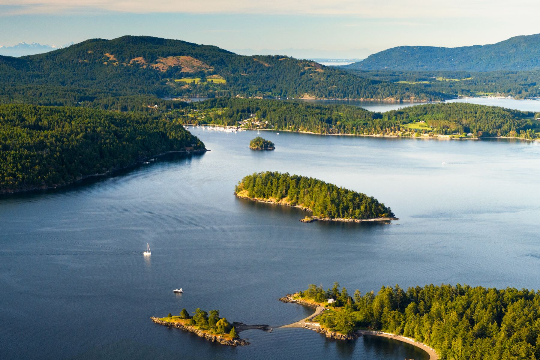 Land for Sale at xxx Reef Island, Orcas Island, WA 98243 xxx Reef Island Deer Harbor, Washington 98243 United States