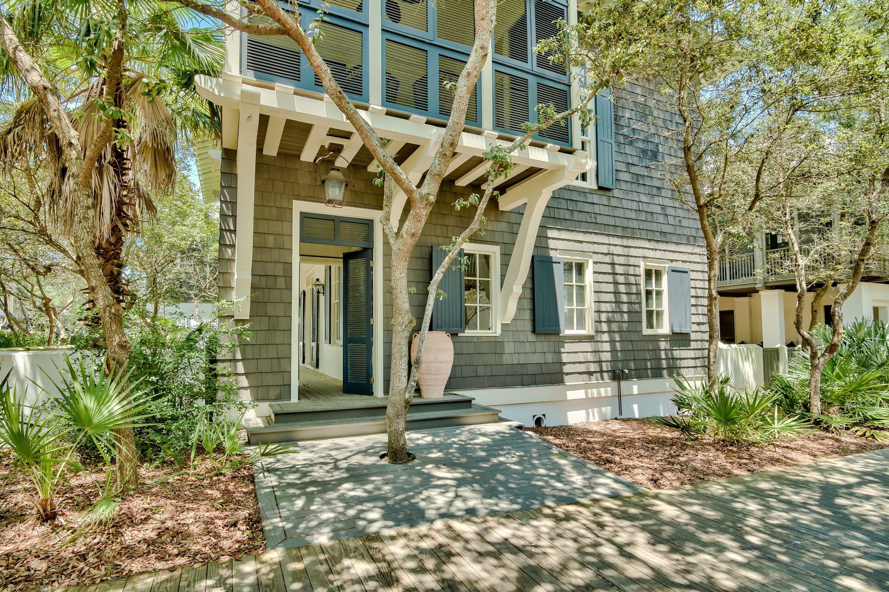 Single Family Homes 為 出售 在 Bobby McAlpine Design South of 30A in Rosemary Beach 101 Round Road, Rosemary Beach, 佛羅里達州 32461 美國