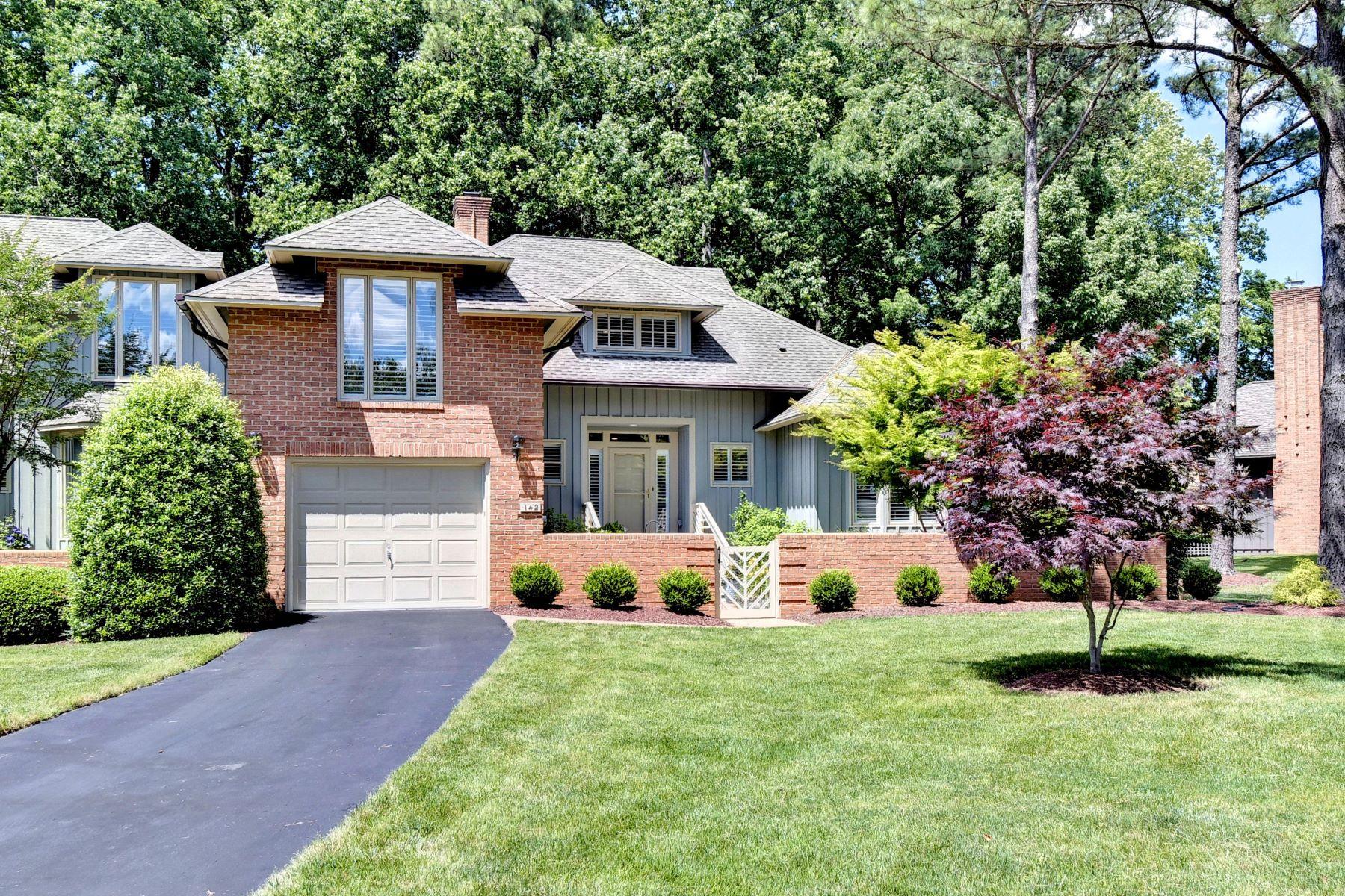 townhouses 為 出售 在 142 Wareham's Point, Williamsburg, VA 23185 Williamsburg, 弗吉尼亞州 23185 美國