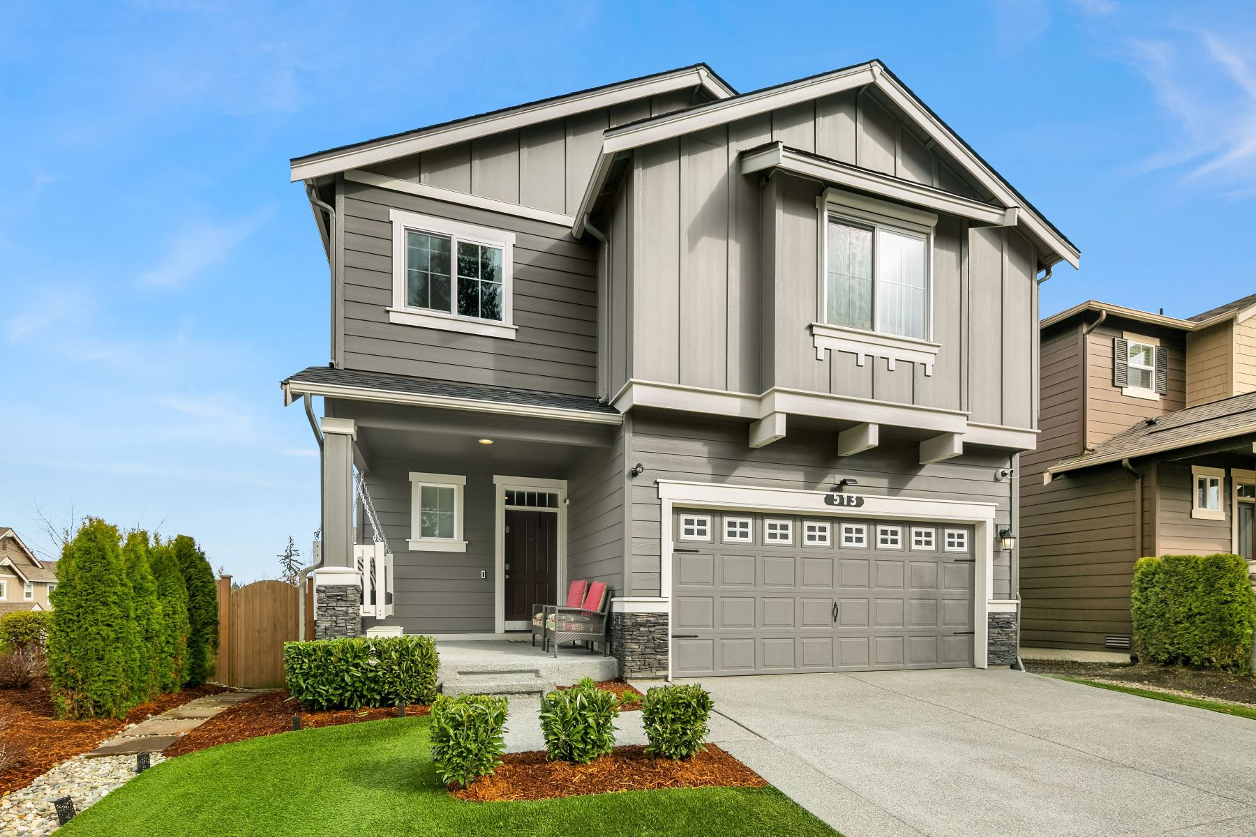 Single Family Homes for Sale at 513 203rd Place Southwest, Lynnwood, WA 98036 513 203rd Place SW Lynnwood, Washington 98036 United States