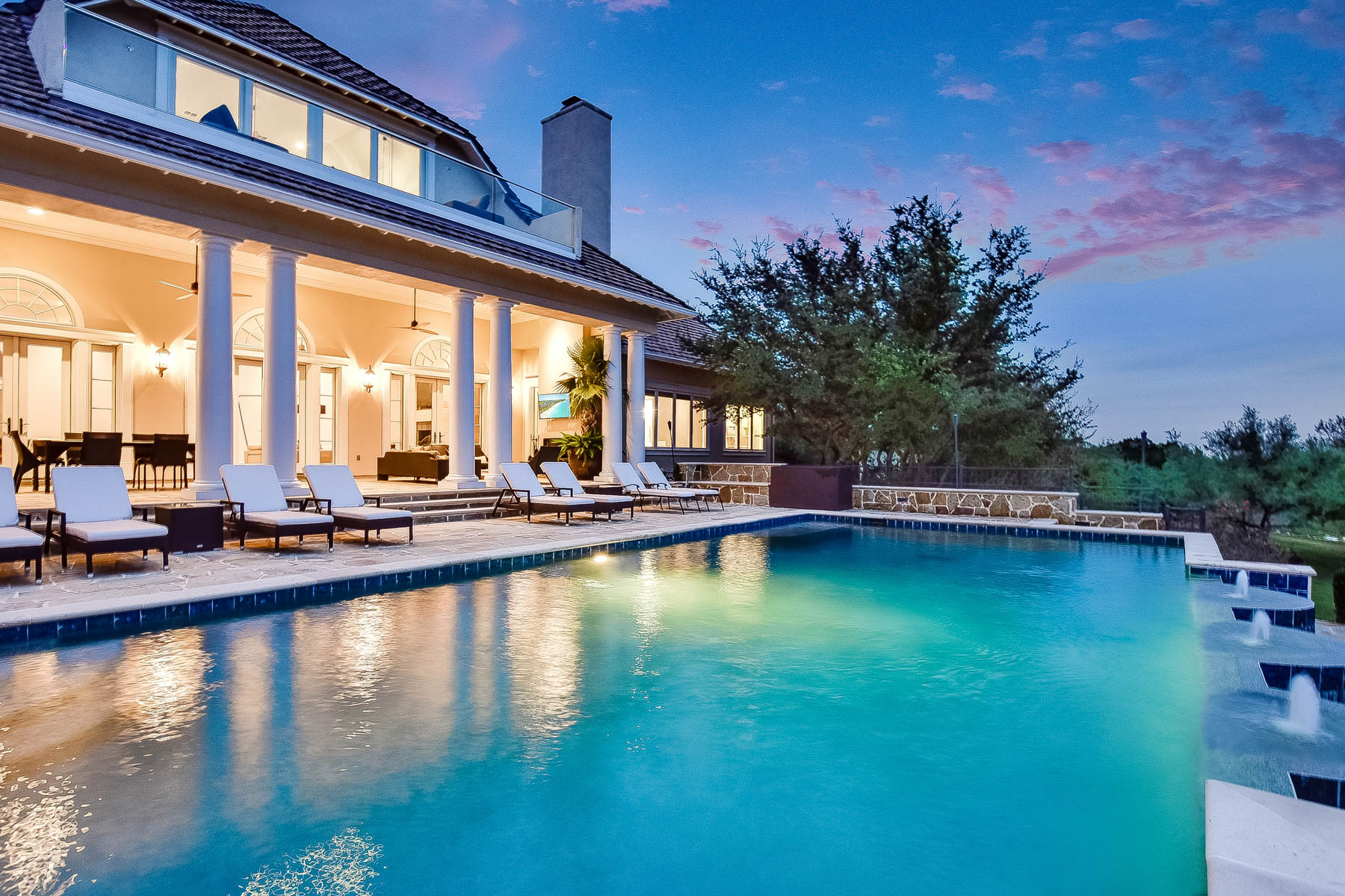 Single Family Home for Sale at Breathtaking Luxury and Uncompromising Quality 21218 Fortaleza Drive San Antonio, Texas 78255 United States