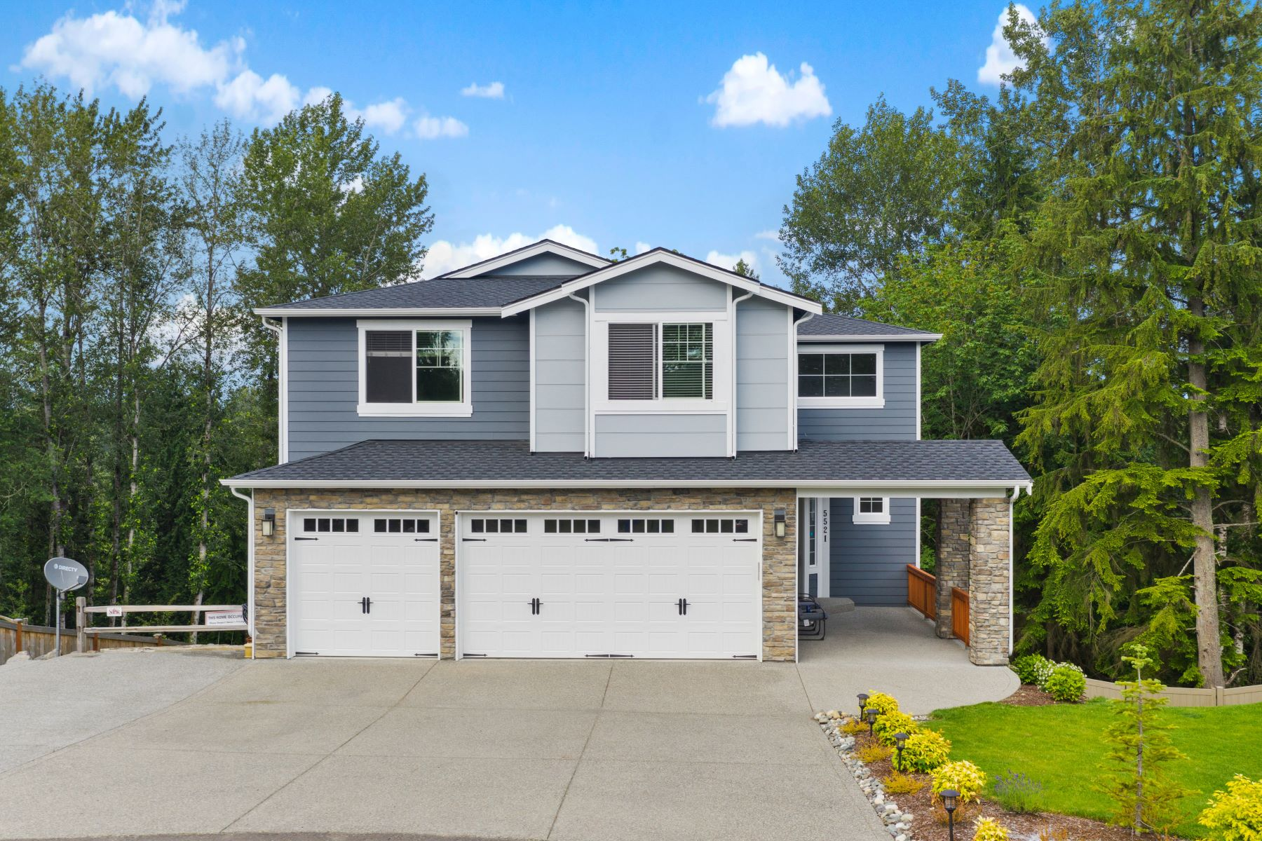 Single Family Homes por un Venta en 5521 159th Ave SE, Snohomish, WA 98290 Snohomish, Washington 98290 Estados Unidos