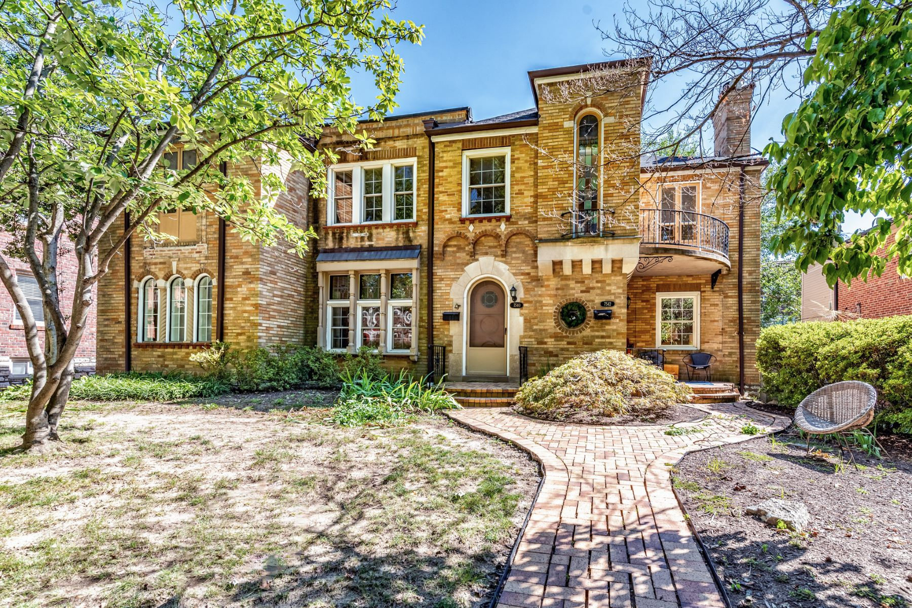 Duplex Homes for Sale at Wonderful Duplex in the Heart of the Moorlands 7540 Wellington Way Clayton, Missouri 63105 United States
