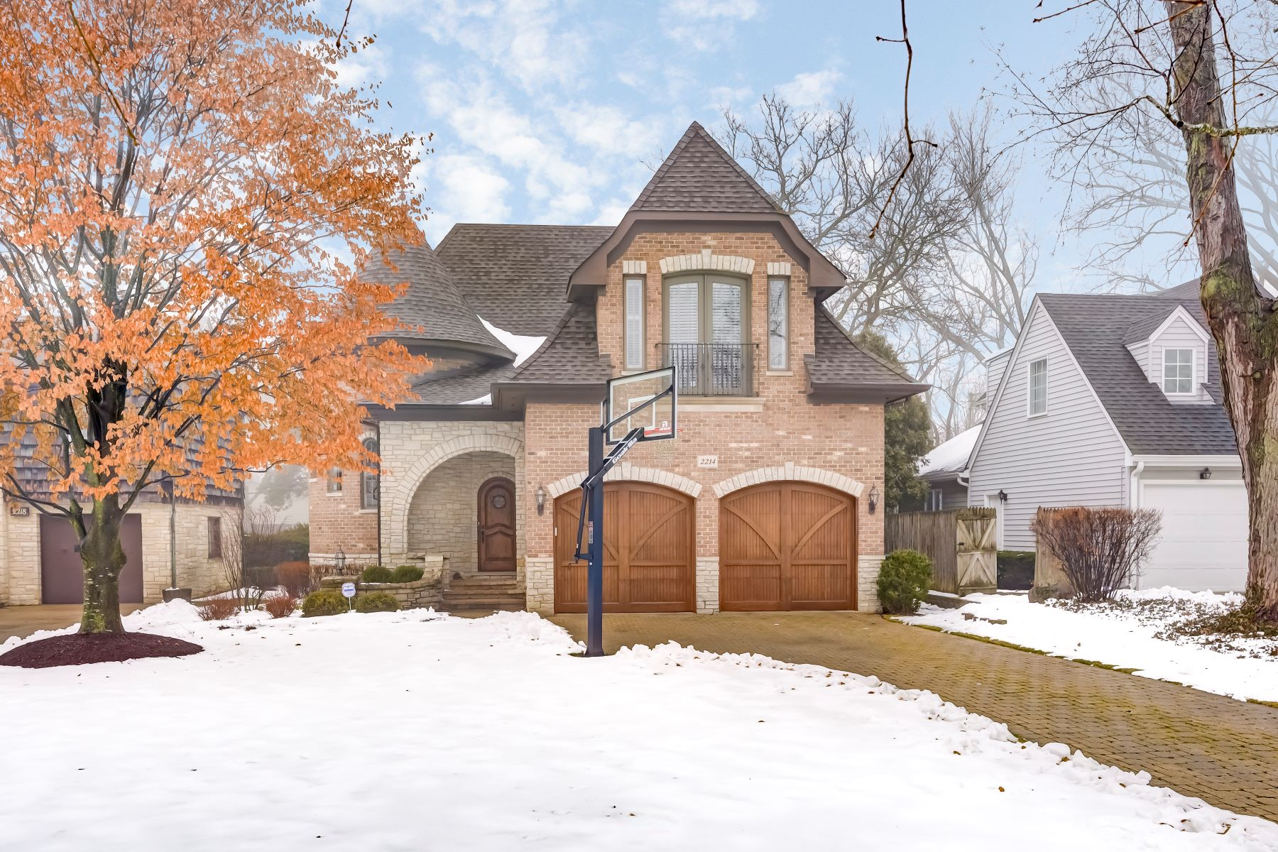 Single Family Homes for Active at Great Curb Appeal 2214 Birchwood Avenue Wilmette, Illinois 60091 United States