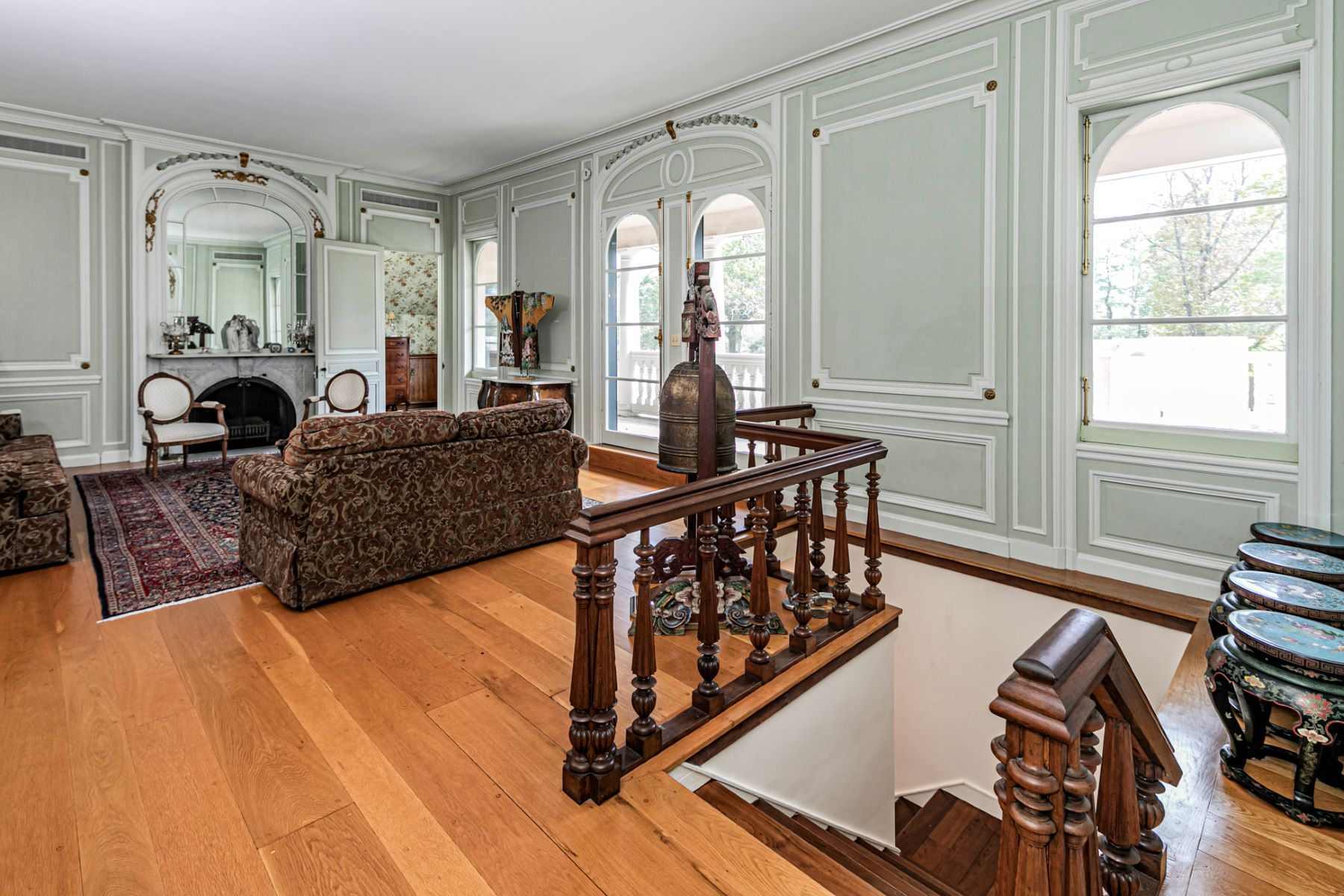 Additional photo for property listing at Write the Next Chapter of This Chateau's Epic Tale 306 Carter Road, Princeton, New Jersey 08540 United States