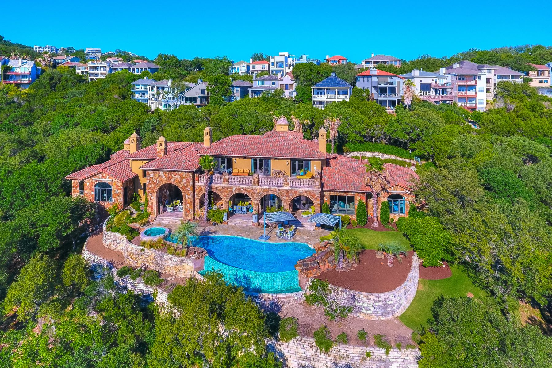 Additional photo for property listing at Austin's Most Iconic Views 4813 Belvedere St 1 Austin, Texas 78731 Estados Unidos