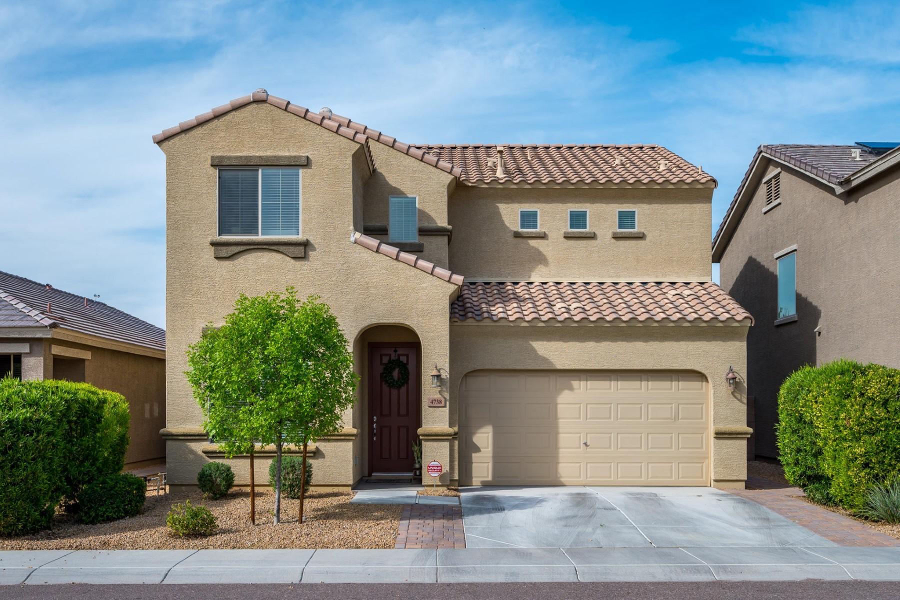 Single Family Homes για την Πώληση στο Sunburst Manor 4738 W GELDING DR, Glendale, Αριζονα 85306 Ηνωμένες Πολιτείες