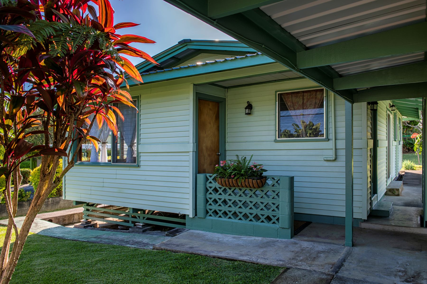 Single Family Homes for Sale at 45-3233 Mamane Street, Honokaa, HI 96727 45-3233 Mamane Street Honokaa, Hawaii 96727 United States