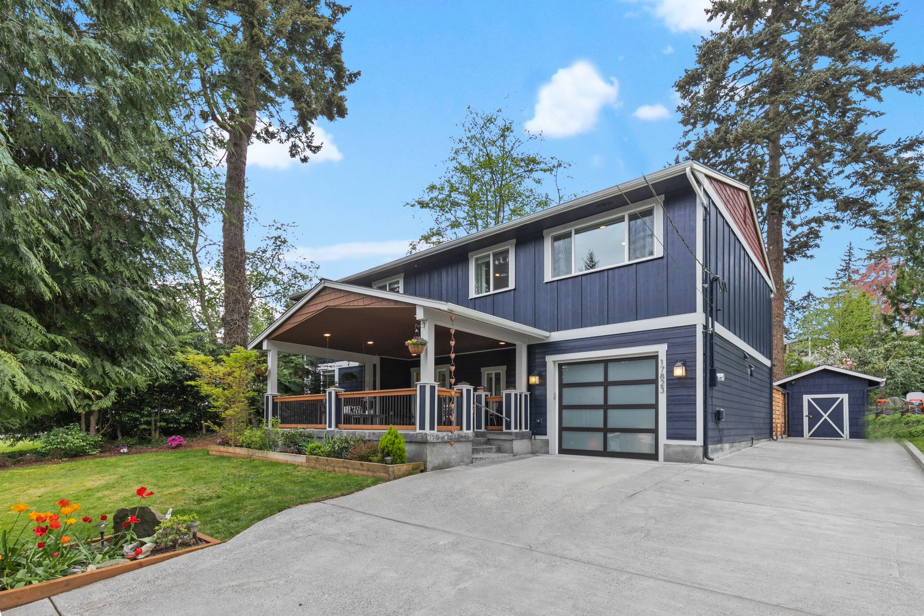 Single Family Homes for Sale at 17823 Ashworth Ave N, Shoreline, WA 98133 Shoreline, Washington 98133 United States