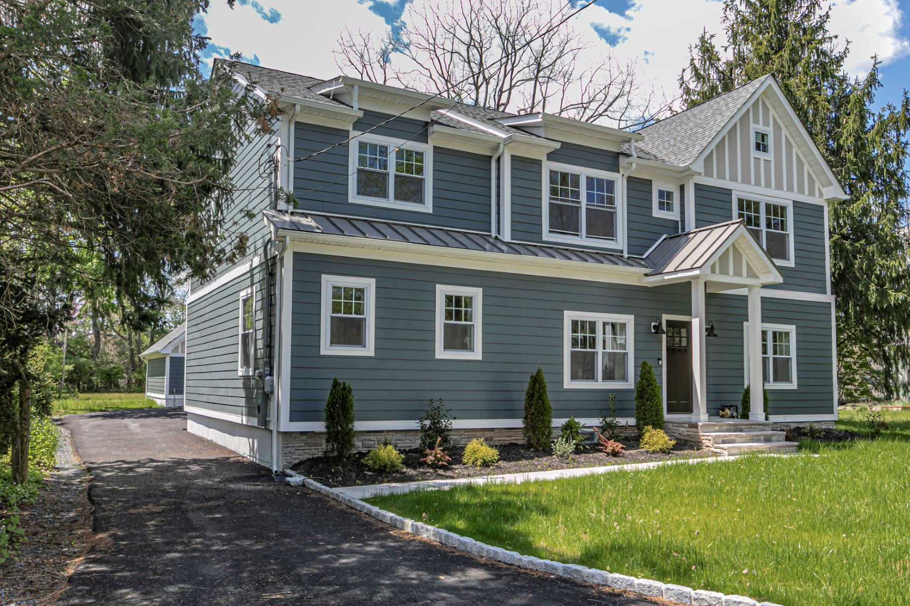 Single Family Homes のために 売買 アット The Perfect Mix Of Elegant Features, Spacious Rooms, & Smart Technology 22 Henderson Avenue, Princeton, ニュージャージー 08540 アメリカ