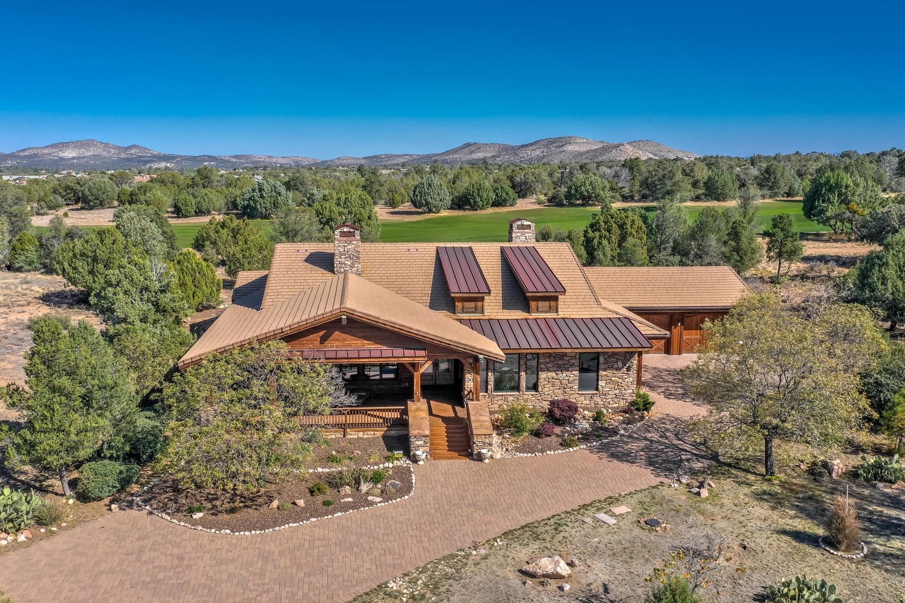 Single Family Homes for Active at Luxury Prescott Living 14580 N Pauls Spur Drive Prescott, Arizona 86305 United States