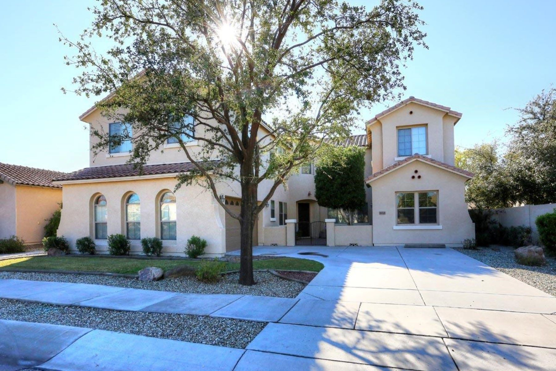 Single Family Homes por un Venta en Canyon Trails 16821 W Hilton Ave Goodyear, Arizona 85338 Estados Unidos