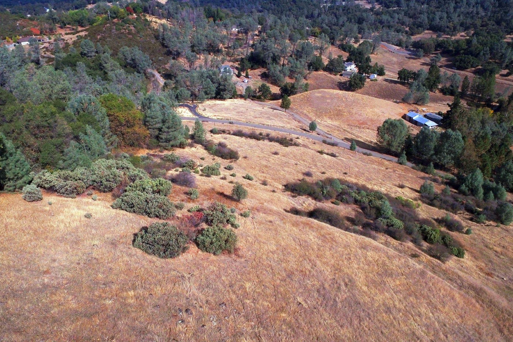 土地,用地 为 销售 在 Fab 10.04 Acres with Spectacular Views 10 Pleasant Ranch rd Placerville, 加利福尼亚州 95667 美国