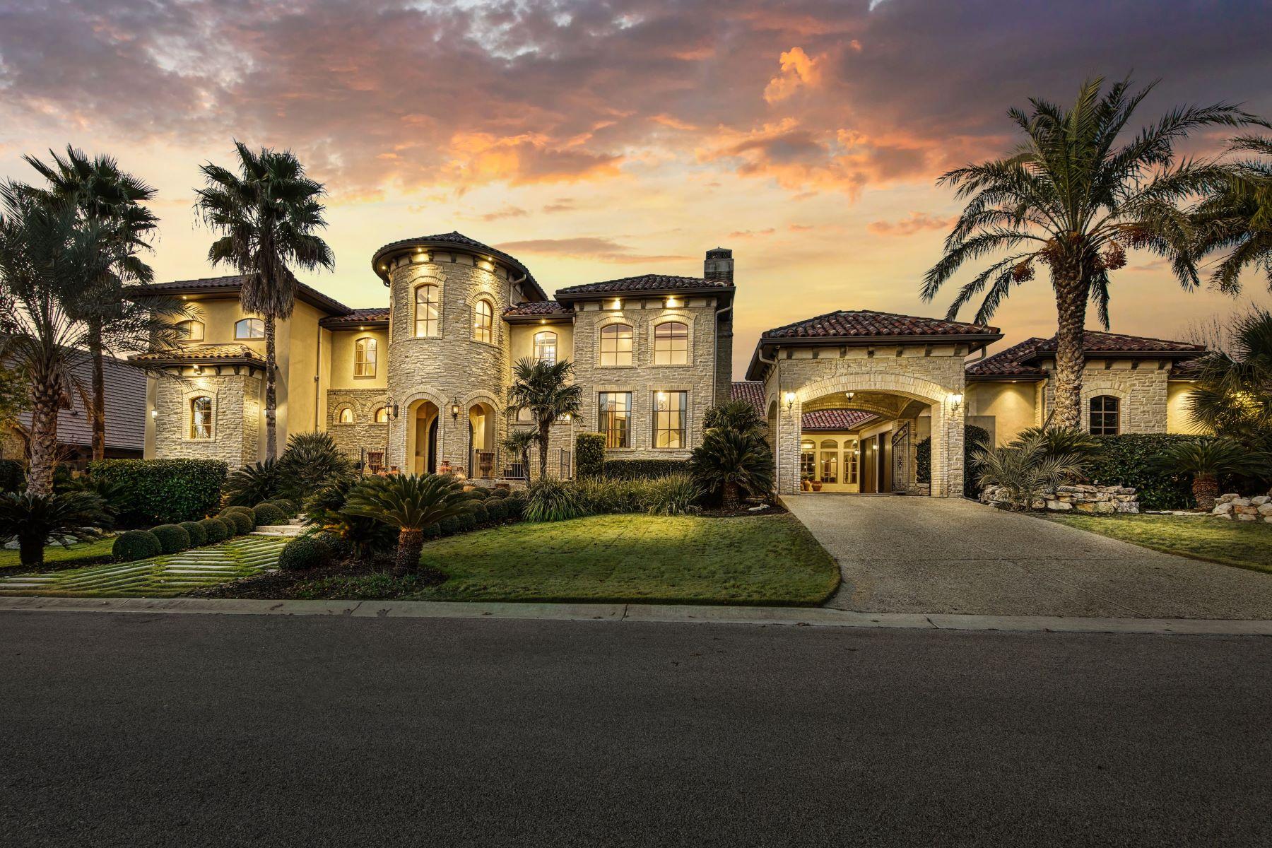 Single Family Homes for Sale at Magnificent Dominion Estate 15 Esquire, San Antonio, Texas 78257 United States