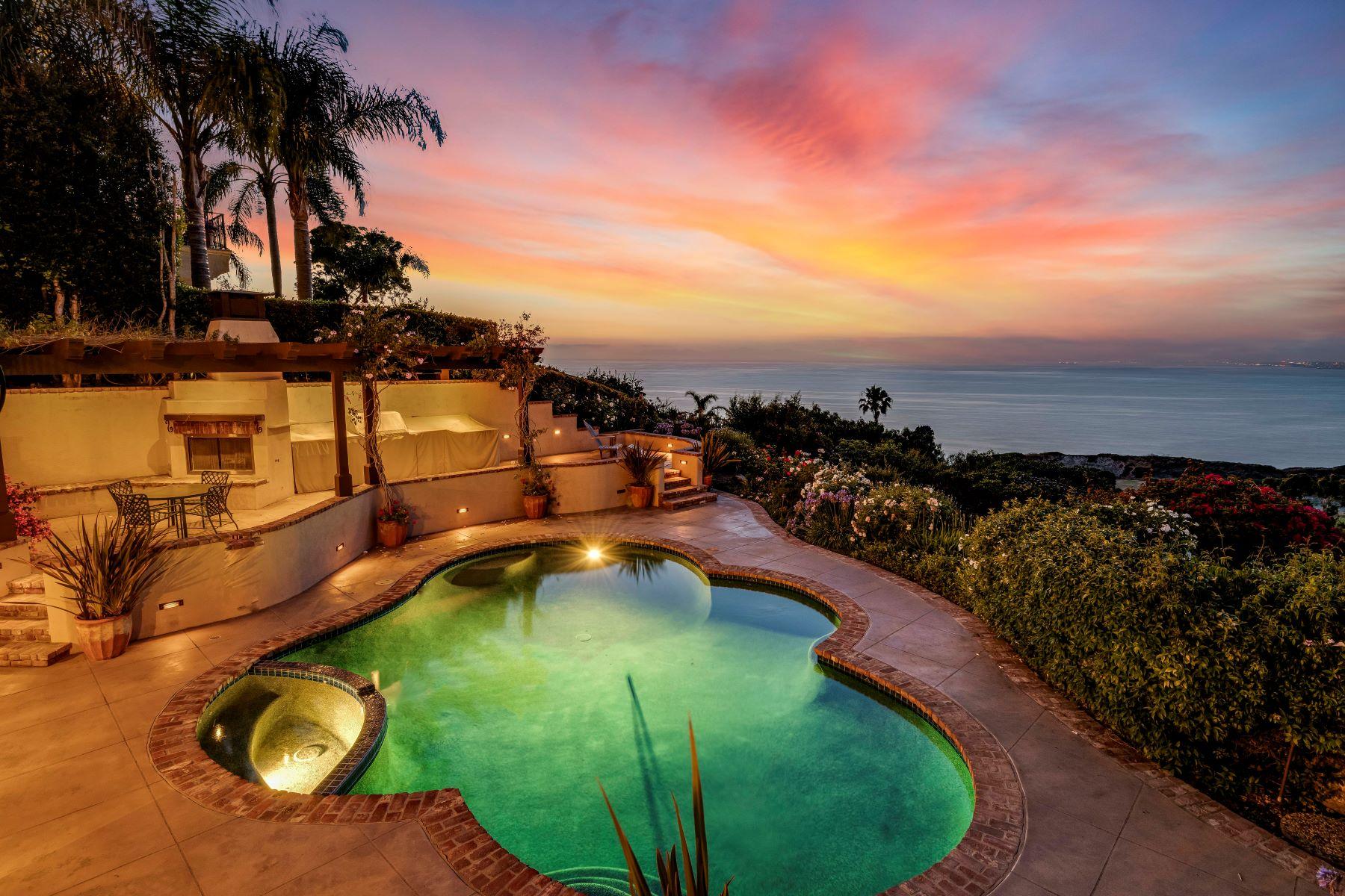 Single Family Homes for Sale at 573 Via Del Monte, Palos Verdes Estates, CA 90274 573 Via Del Monte Palos Verdes Estates, California 90274 United States