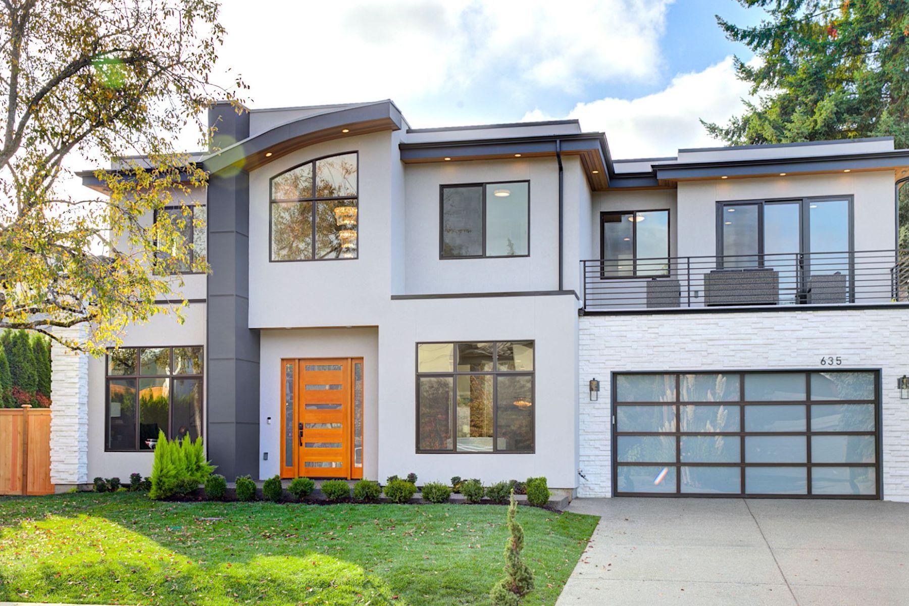 Single Family Homes for Sale at 635 10th Ave, Kirkland, WA 98033 635 10th Ave Kirkland, Washington 98033 United States