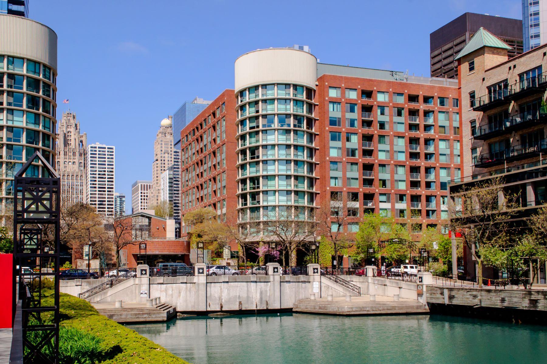 Condominiums por un Venta en Totally Remodeled Junior One Bedroom 440 N Mcclurg Court Unit 1009 Chicago, Illinois 60611 Estados Unidos
