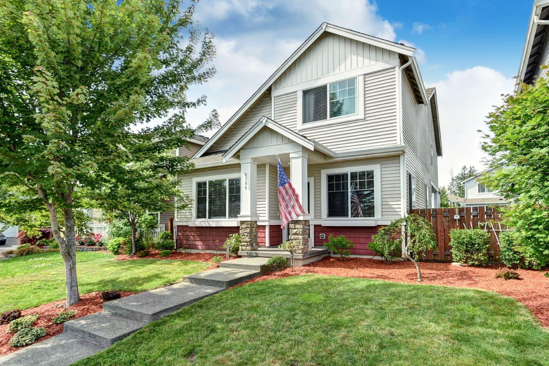 Single Family Homes for Sale at 8309 21st St NE, Lake Stevens, WA 98258 8309 21st St NE Lake Stevens, Washington 98258 United States