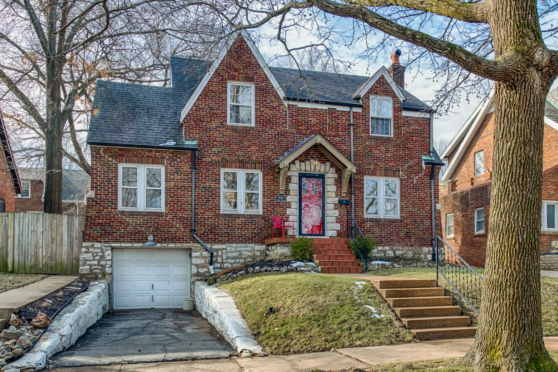 Single Family Home for Sale at Colgate Avenue, University City, MO 63130 7334 Colgate Avenue University City, Missouri 63130 United States