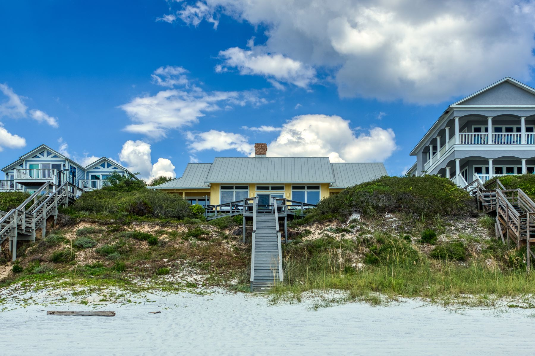 Single Family Homes for Active at Private Gulf-front Oasis Boasting 90 Feet of Beachfront 8016 East County Highway 30A Seacrest, Florida 32461 United States