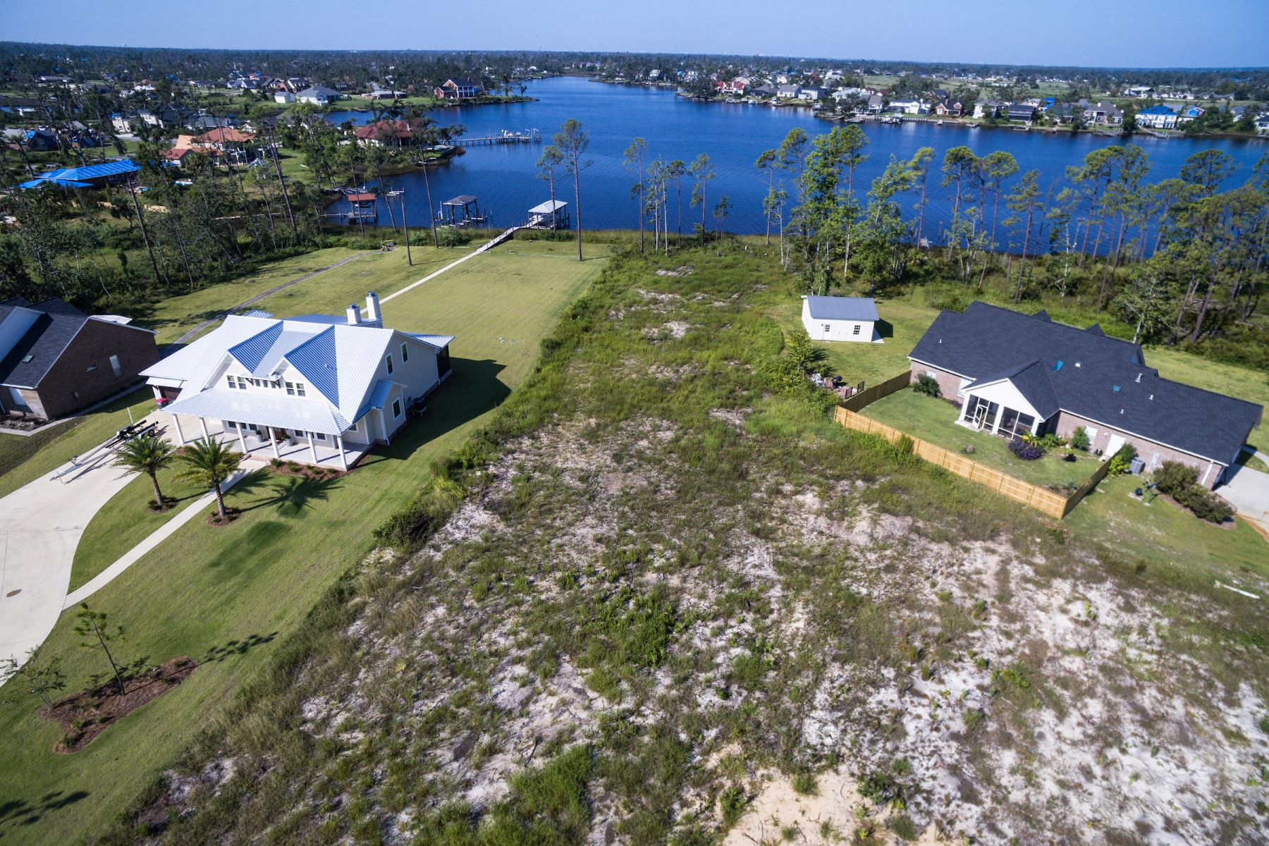 Land for Sale at Large Waterfront Lot On Bayou With Access To Gulf 502 Radcliff Avenue, Lynn Haven, Florida 32444 United States