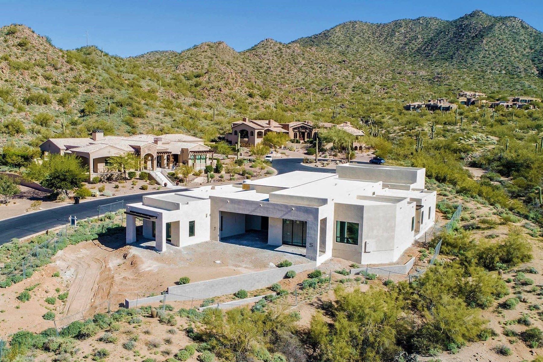 Single Family Homes για την Πώληση στο Copper Canyon at Las Sendas 8035 E COPPER CANYON CIR, Mesa, Αριζονα 85207 Ηνωμένες Πολιτείες