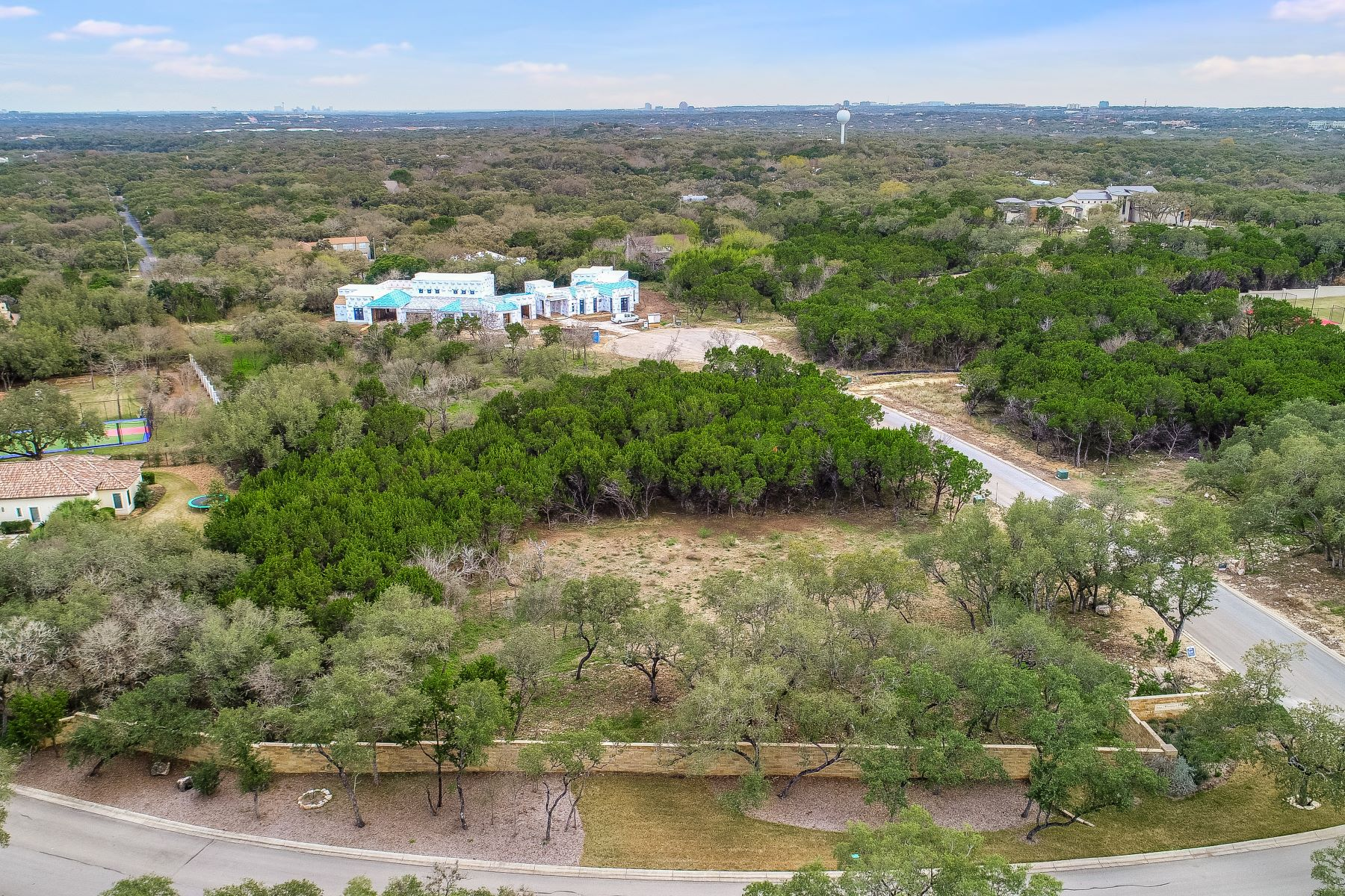 Land for Active at Exclusive Estate Lot 218 Wellesley Hill Shavano Park, Texas 78231 United States