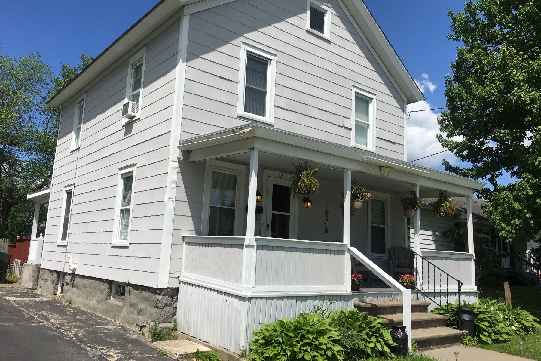 Single Family Homes for Sale at 82 Prospect Street, Glens Falls, NY 12801 82 Prospect Street Glens Falls, New York 12801 United States