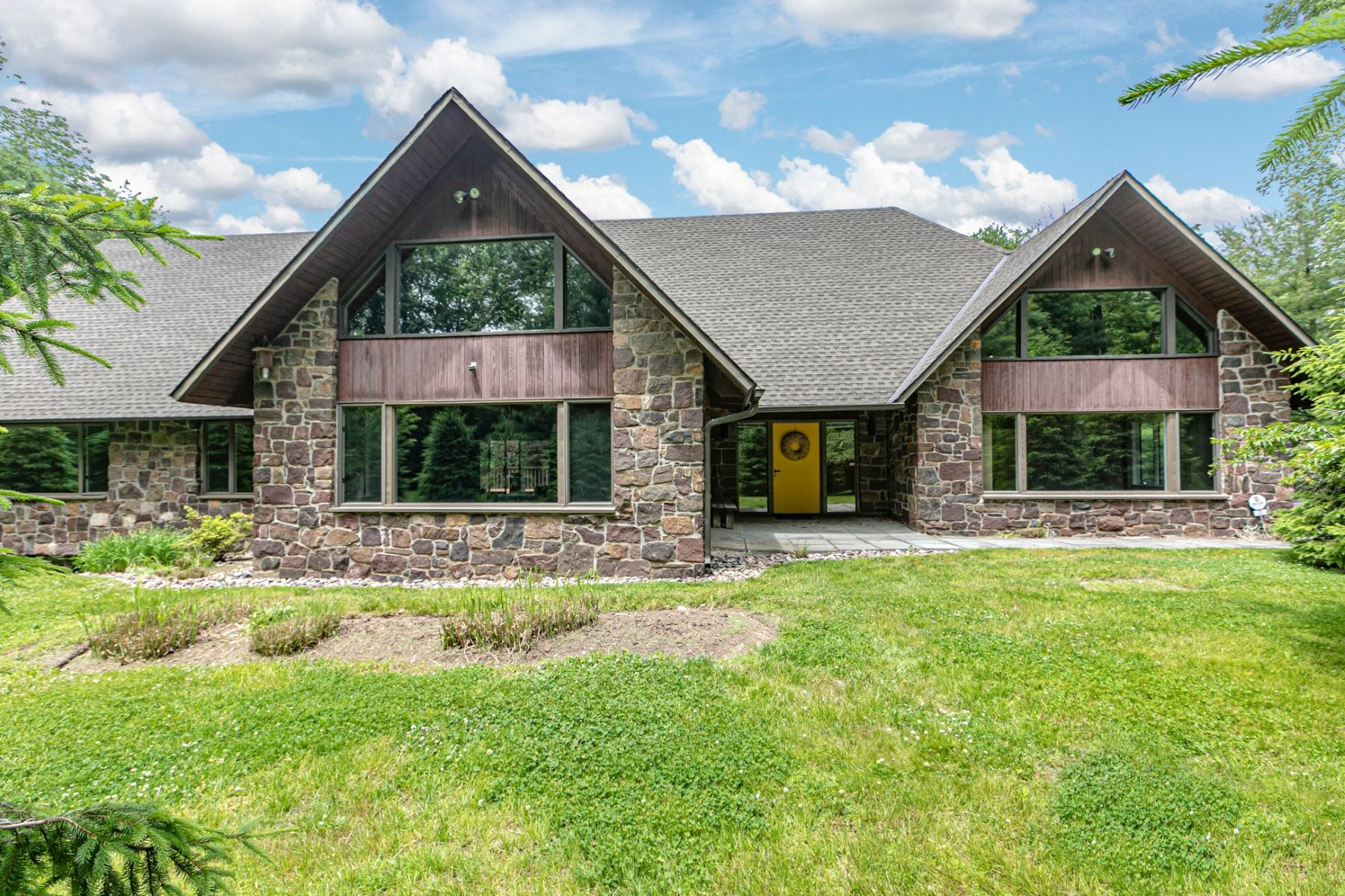 Property for Sale at Like A Private Alpine Lodge 73 Elm Ridge Road, Princeton, New Jersey 08540 United States