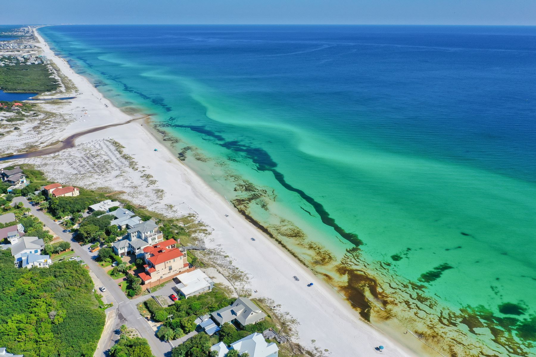 Land for Active at Eighty on the Gulf of Mexico 740 Blue Mountain Road Santa Rosa Beach, Florida 32459 United States