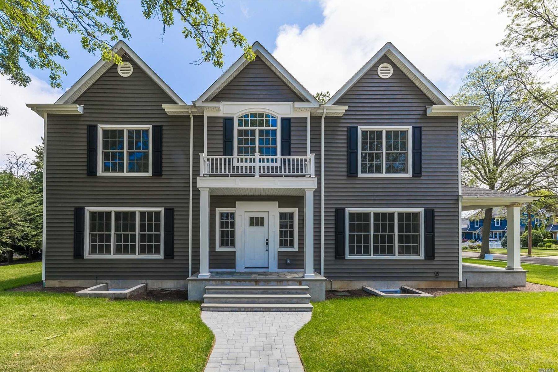 Single Family Homes 為 出售 在 Rockville Centre 75 South Marion, Rockville Centre, 纽约 11570 美國