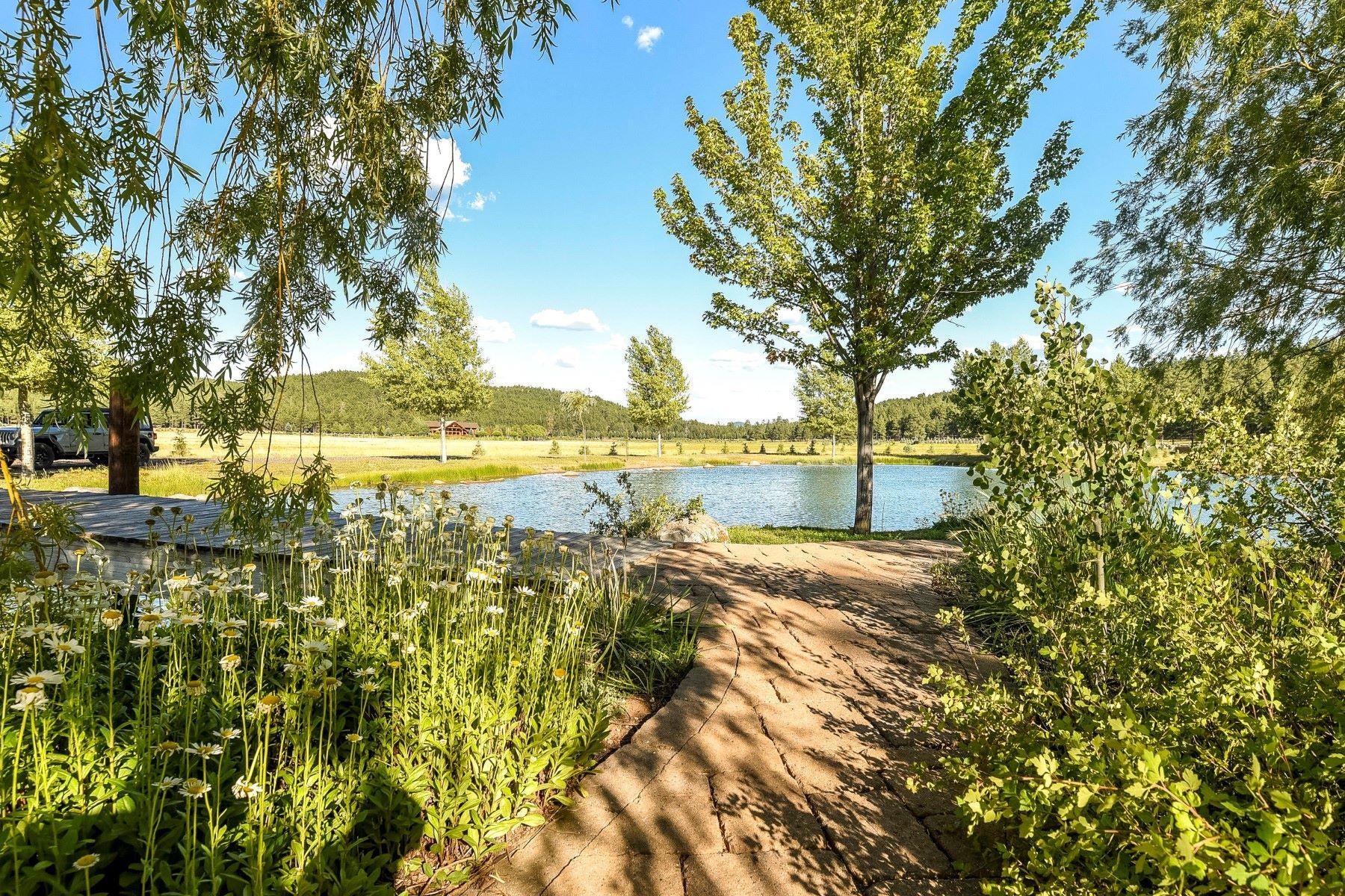 土地,用地 为 销售 在 Foxboro 318 W Ava J CIR 30 Munds Park, 亚利桑那州 86017 美国