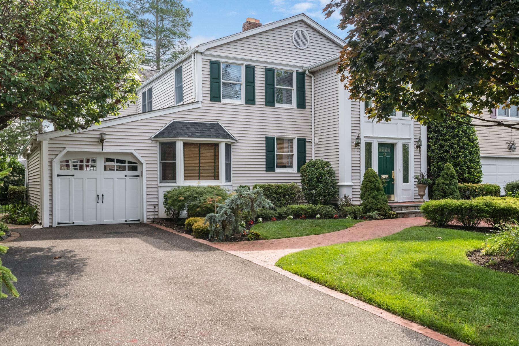 Single Family Homes 為 出售 在 51 Titus Avenue, Carle Place, Ny, 11514 Carle Place, 纽约 11514 美國