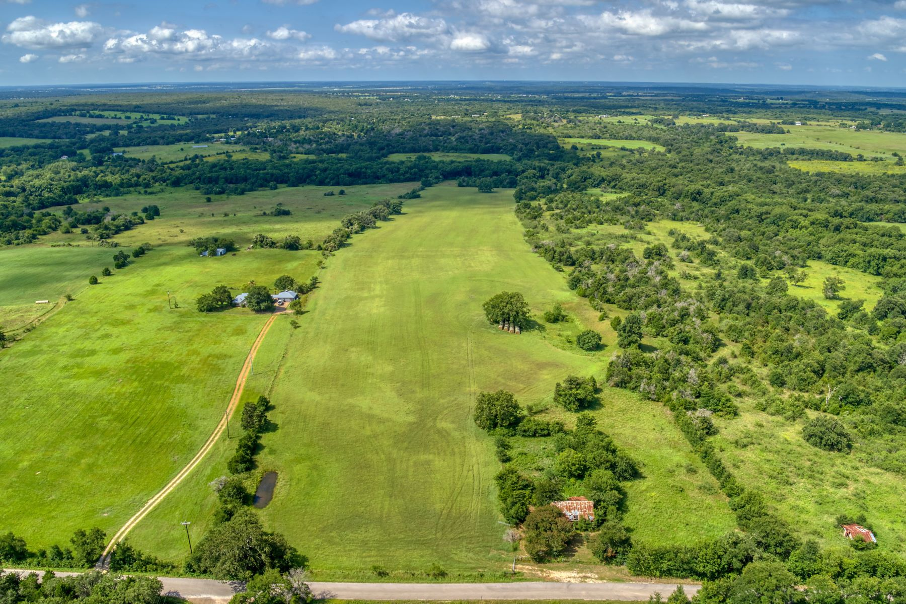 토지 용 매매 에 One of a Kind 47.850 Acre Historic Ranch 47.850 Acres, Jacob Standifer Survey, Bastrop County Texas, Elgin, 텍사스 78621 미국