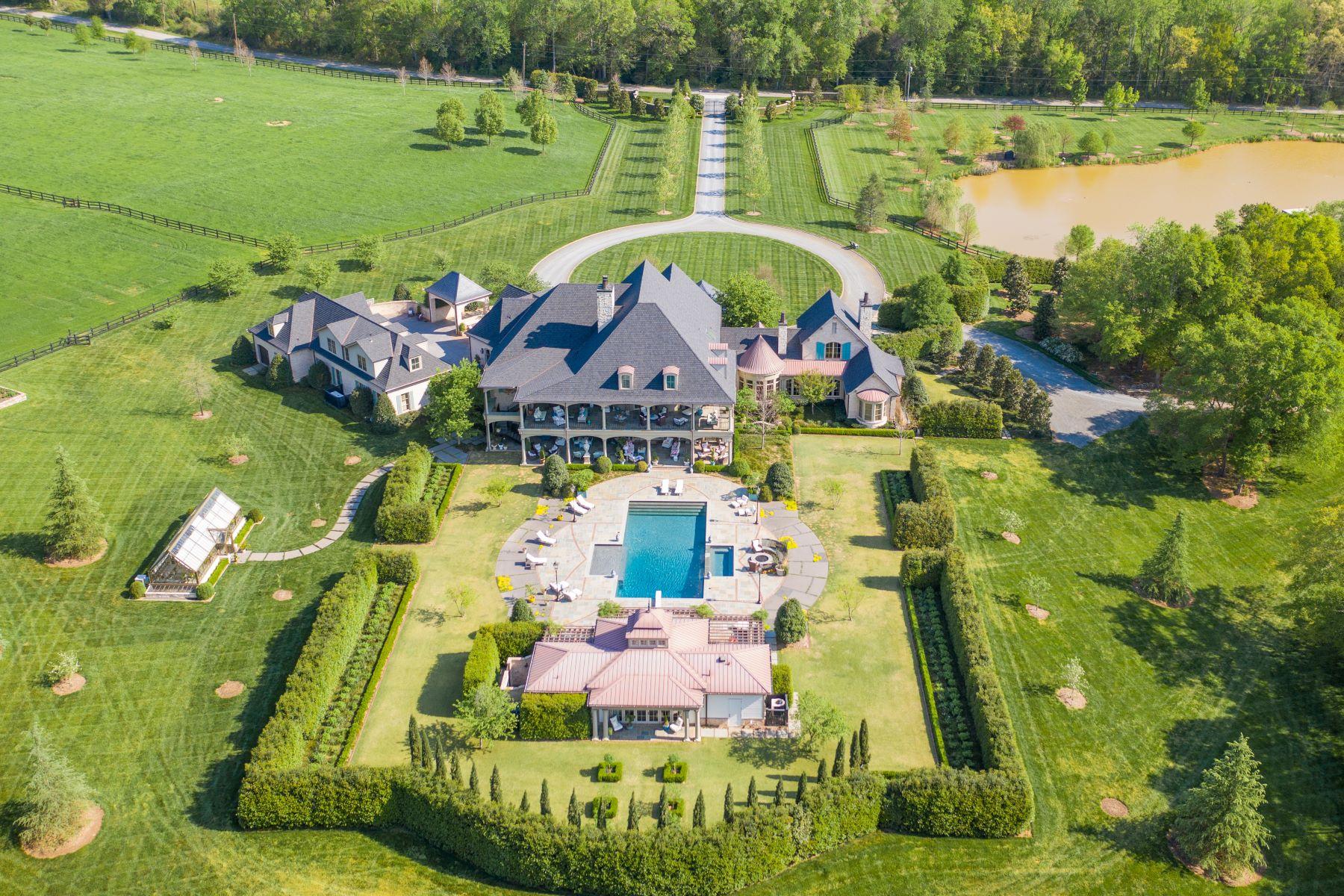 Single Family Homes por un Venta en 455 McKinney Road, Simpsonville, SC 29681 455 McKinney Road Simpsonville, Carolina del Sur 29681 Estados Unidos