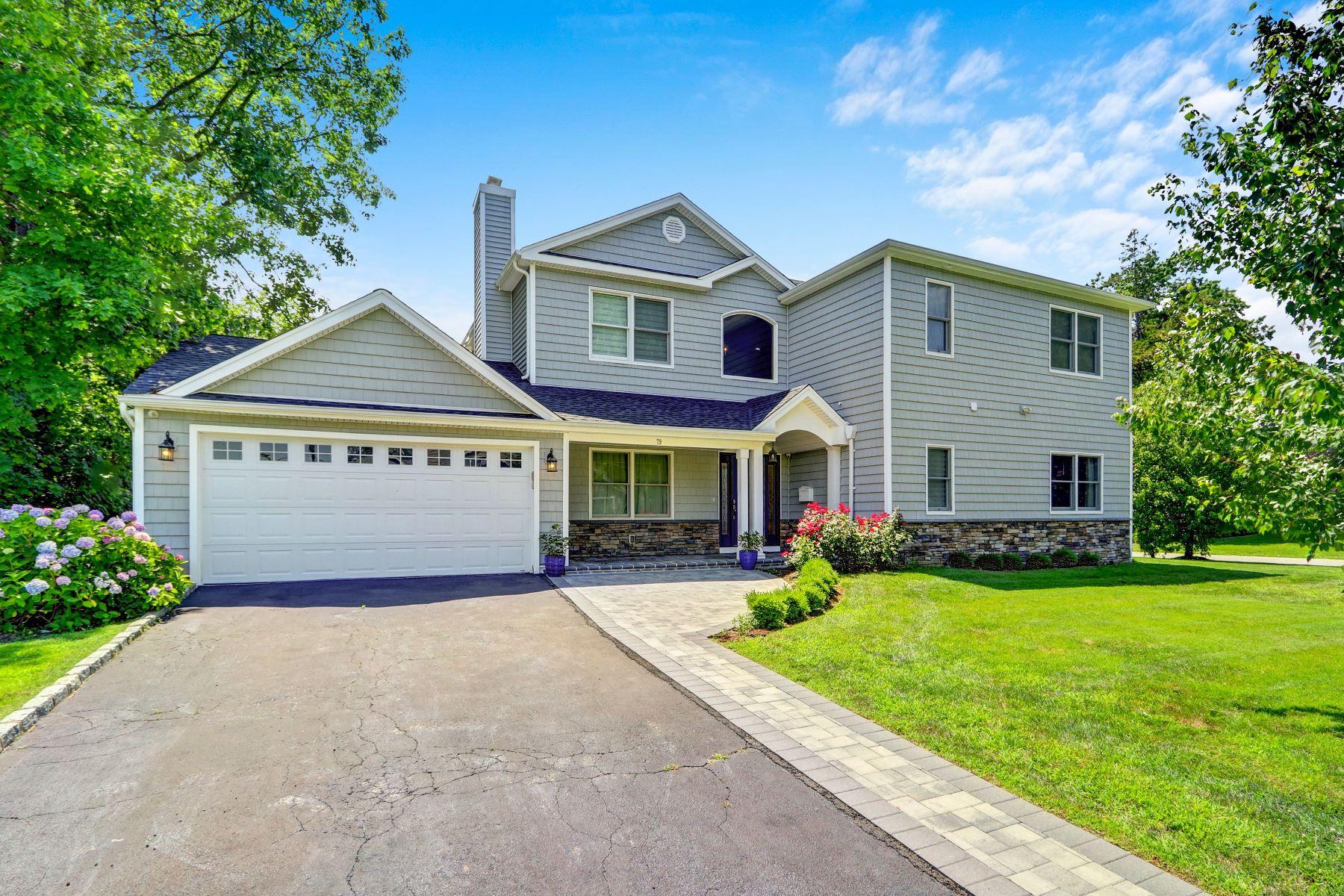 Single Family Homes 為 出售 在 79 Westwood Circle, East Hills, Ny, 11577 East Hills, 纽约 11577 美國
