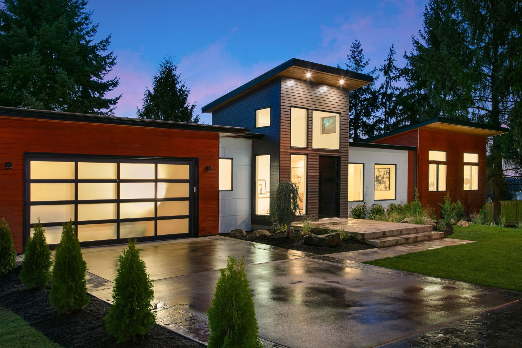 Single Family Homes 용 매매 에 5831 114th Avenue Northeast, Kirkland, WA 98033 5831 114th Ave NE, Kirkland, 워싱톤 98033 미국