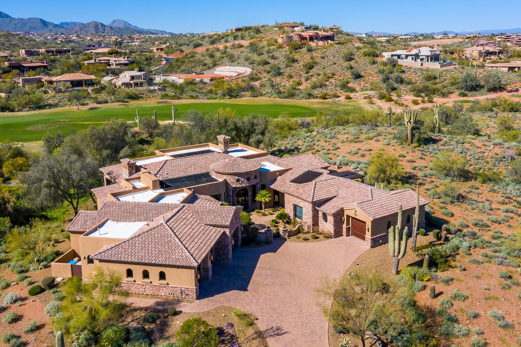 Single Family Homes for Active at FireRock Country Club 16054 E TOMBSTONE AVE Fountain Hills, Arizona 85268 United States