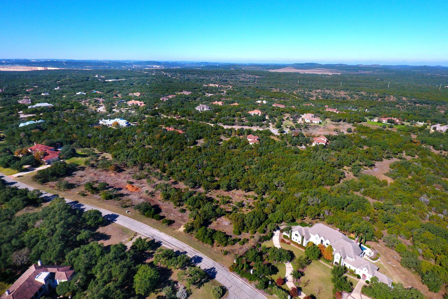 土地 為 出售 在 1603 Greystone Ridge, San Antonio, TX 78258 San Antonio, 德克薩斯州, 78258 美國