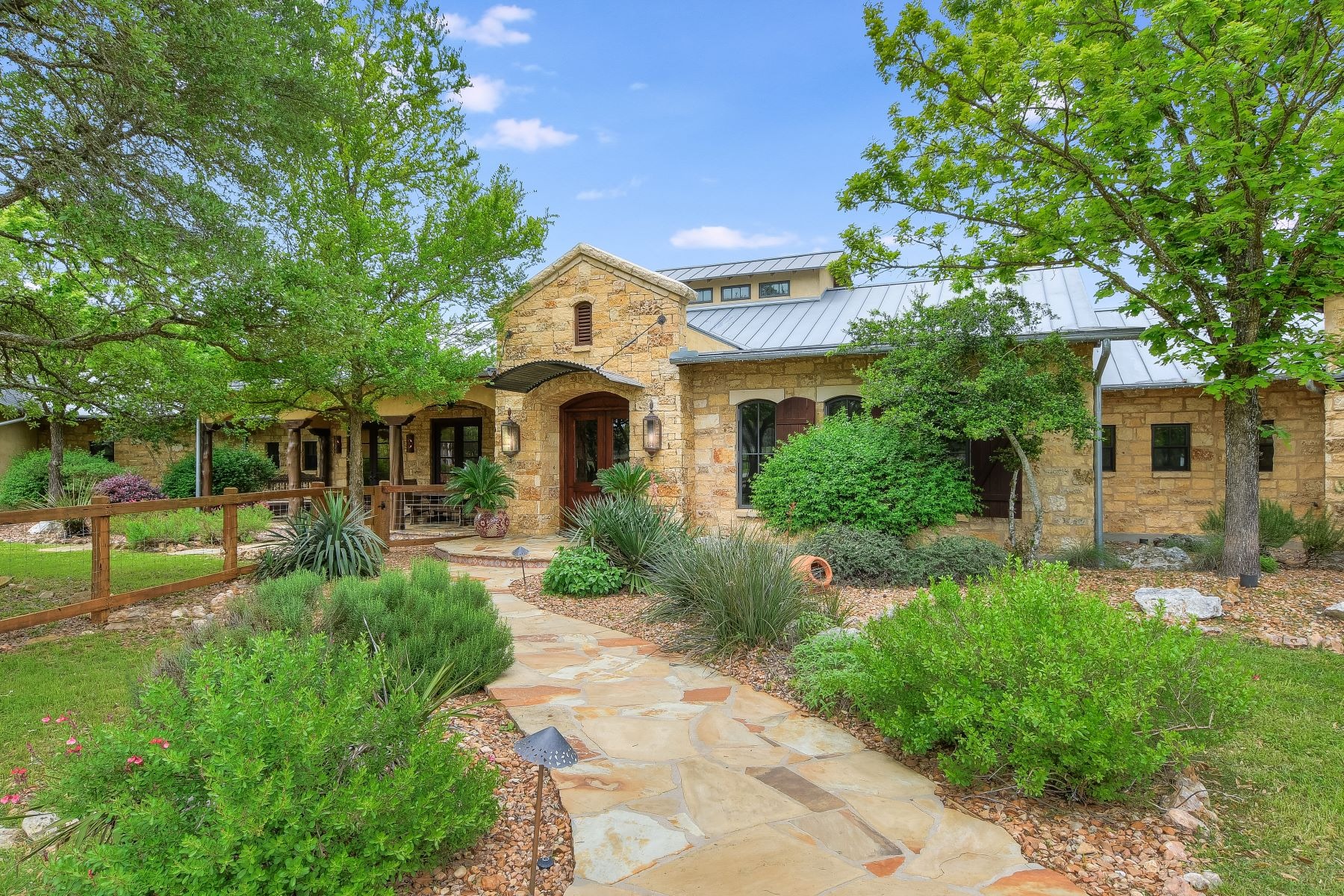 Single Family Homes for Sale at Exclusive Ranch in Boerne, TX 6713 Ranger Creek Road Boerne, Texas 78006 United States