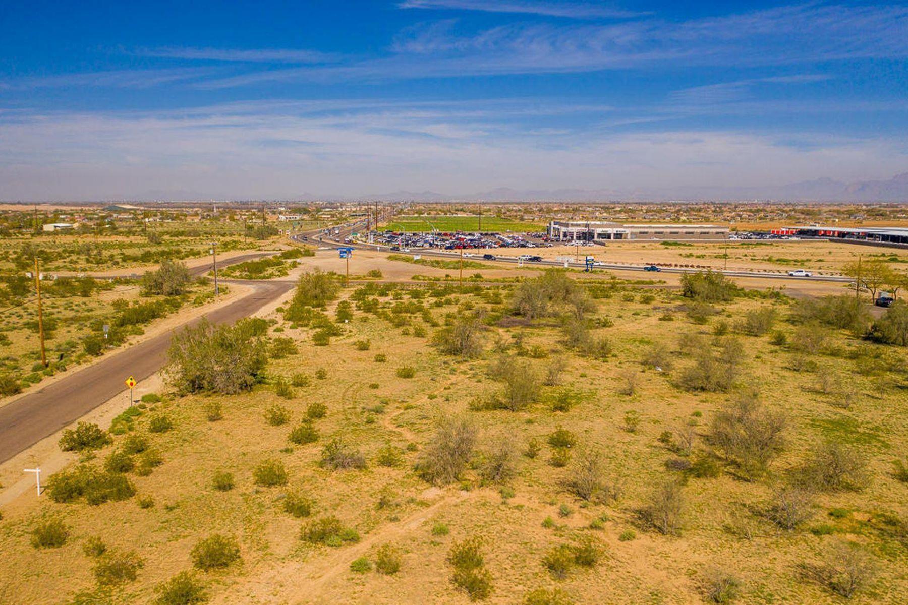 Οικόπεδο για την Πώληση στο Queen Creek 35393 N ELLSWORTH AVE, Queen Creek, Αριζονα 85142 Ηνωμένες Πολιτείες