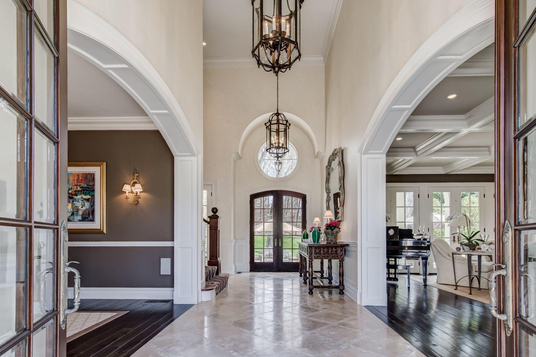 Single Family Homes 為 出售 在 La Colline Drive, Mill Neck, Ny, 11765 Mill Neck, 纽约 11765 美國