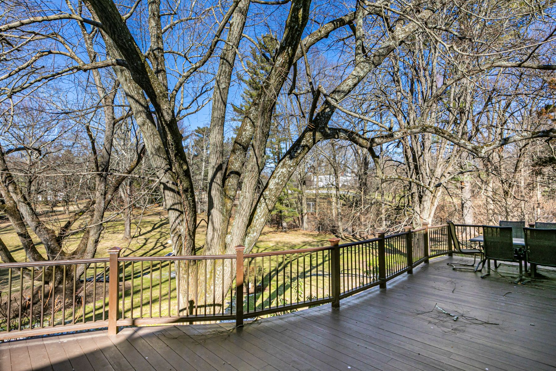 Additional photo for property listing at Masterful Expansion on Tree-Dappled Acreage 56 Greenhouse Drive, Princeton, New Jersey 08540 United States