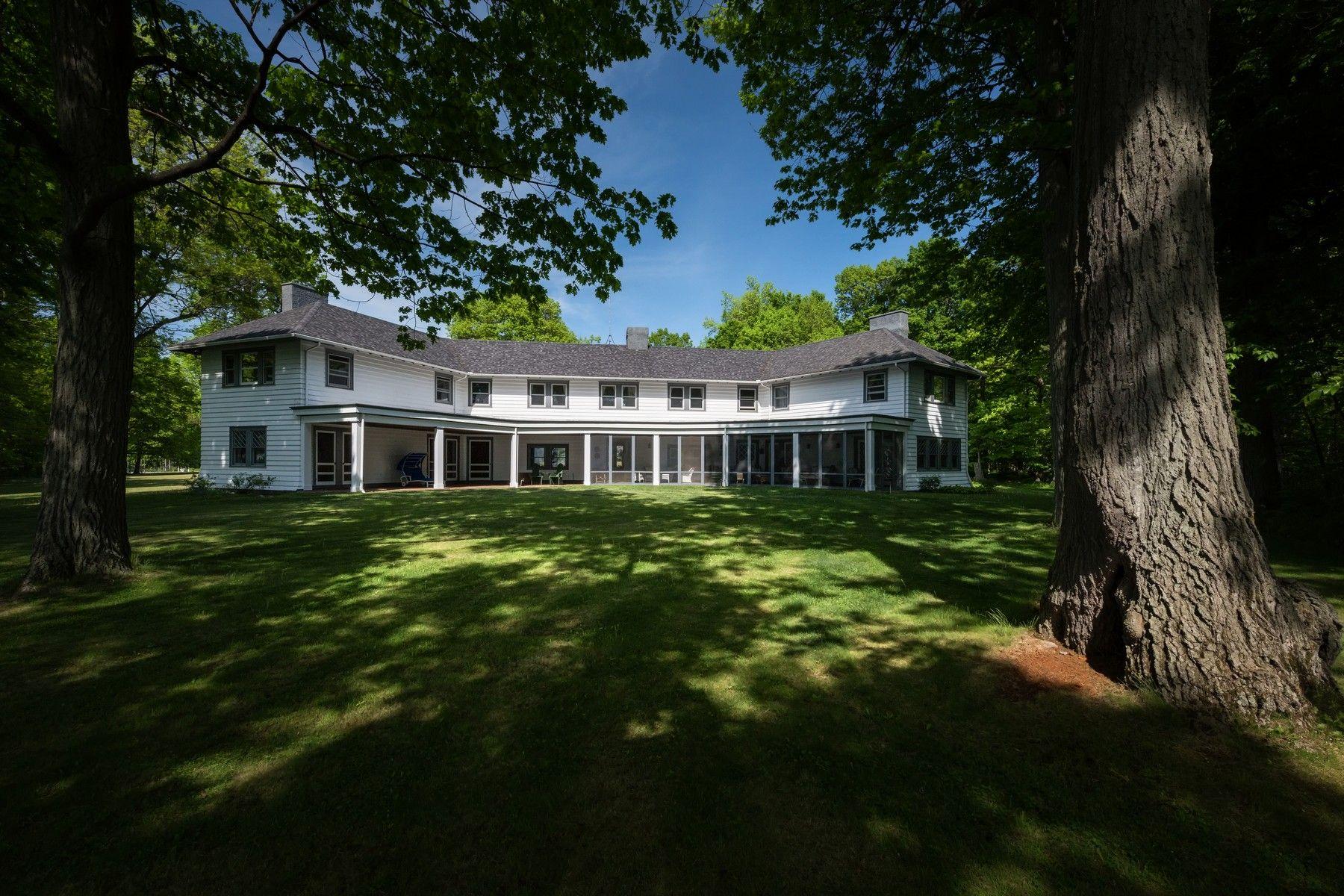 Single Family Homes 為 出售 在 Mid River Estate 10693 Grindstone, Clayton, 纽约 13624 美國