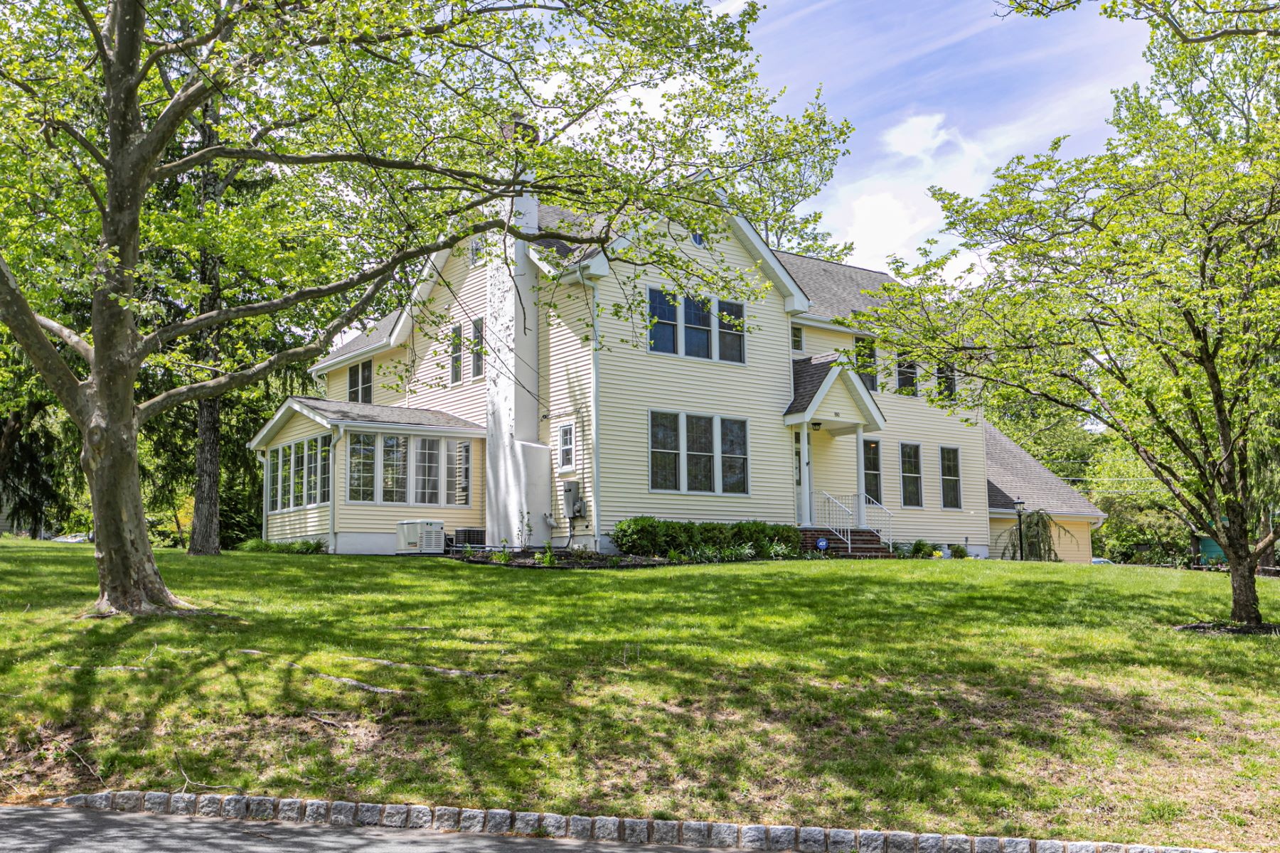 Single Family Homes for Sale at Classic and Charismatic on a Sunny Rise 80 Randall Road, Princeton, New Jersey 08540 United States
