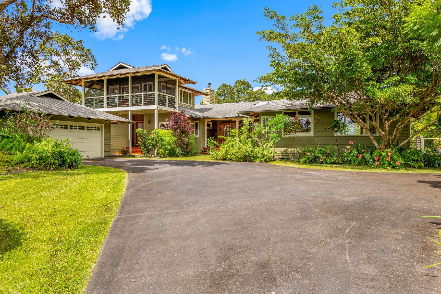 Single Family Homes 為 出售 在 75-1811 Keopu Mauka Dr., Kailua-Kona, HI 96740 Kailua-Kona, 夏威夷 96740 美國